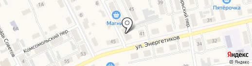 Магазин женской одежды на карте Советска