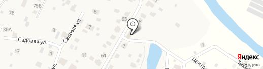 Ядро на карте Покрова