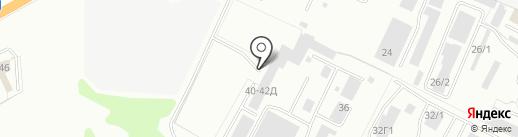 ТЕХНОСФЕРА на карте Тулы