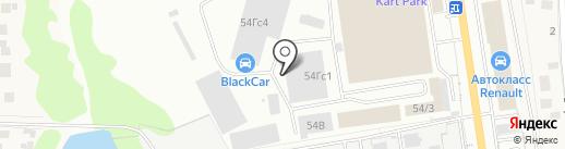 Кит на карте Тулы