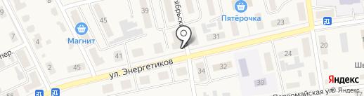 Olga на карте Советска
