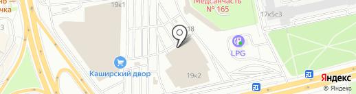 Benjamin Moore на карте Москвы