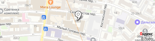 Shoes of Prey на карте Москвы