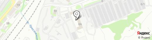 Логистик Инжиниринг на карте Тулы