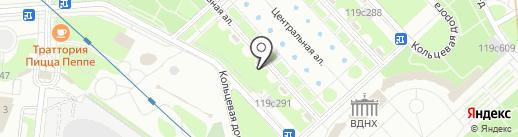 Дагестанская лавка на карте Москвы