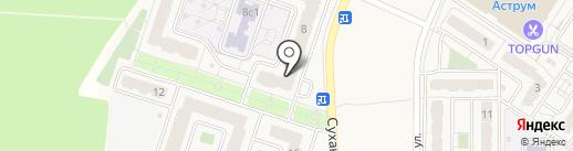 Витра на карте Лопатино