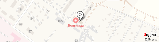 Банкомат, Банк Возрождение, ПАО на карте Мещерского