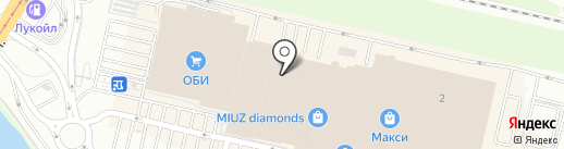 Эльдорадо на карте Тулы