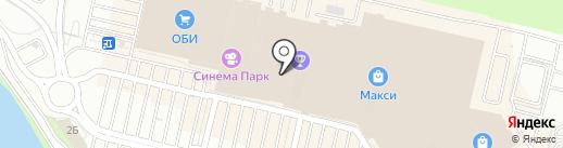 ТУТАНХАМОН на карте Тулы