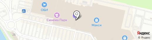 Каприз на карте Тулы