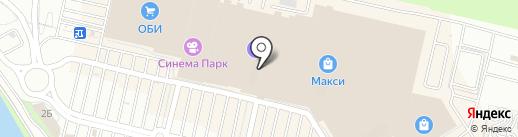 Букварь на карте Тулы