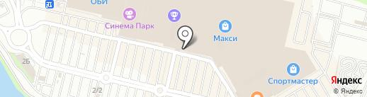 ESPARANTO на карте Тулы