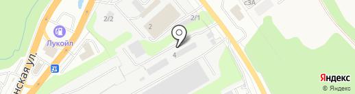 Тульская ремонтно-сбытовая компания на карте Тулы