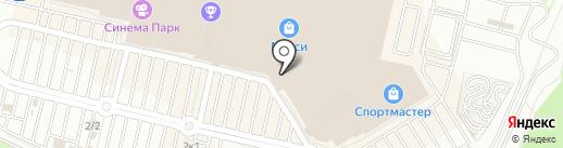 Masimar на карте Тулы
