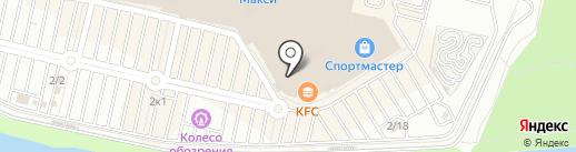 Хорошая связь на карте Тулы