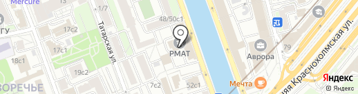 ЯрТерем на карте Москвы