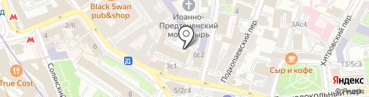 Автотор Холдинг на карте Москвы