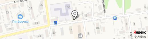 ИВЦ ЖКХ на карте Советска