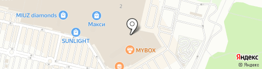 СПОРТПИТ 67 на карте Тулы