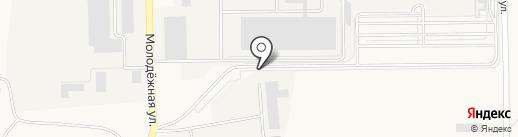 ЭсСиЭй Хайджин Продактс Раша на карте Советска