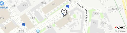 Service GF на карте Москвы