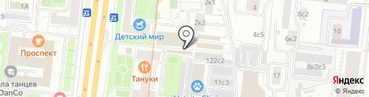 Восточные сладости на карте Москвы