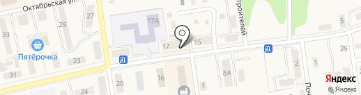 Дионис на карте Советска