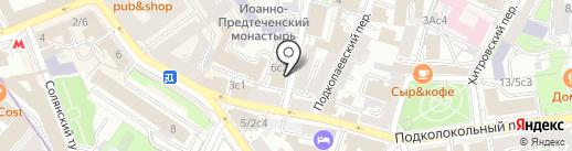 Sipavag AG на карте Москвы