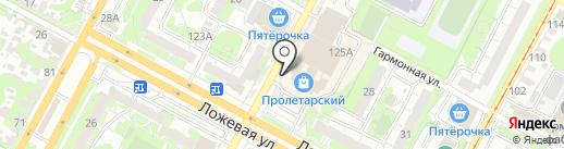 Мужской стиль на карте Тулы