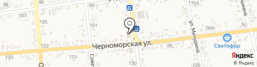 Гермес-Фарма на карте Варениковской