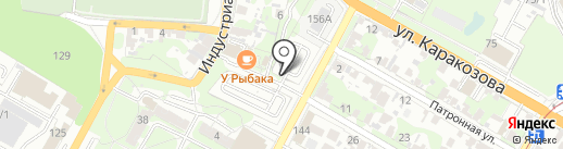 РЭМС на карте Тулы