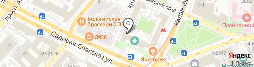 ПОПЕЧИТЕЛЬ на карте Москвы