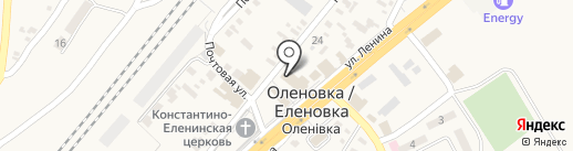 Гурман на карте Оленовки