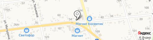 Друг на карте Варениковской