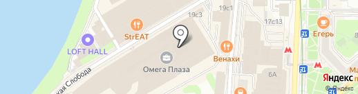 Стройпромавтоматика на карте Москвы