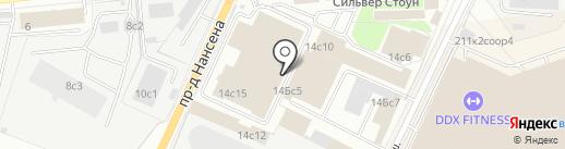 Richly на карте Москвы