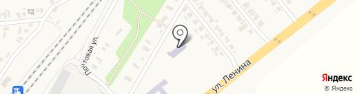 Детский сад №23 на карте Оленовки