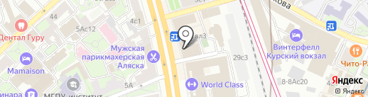 Pay365 на карте Москвы