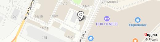 Eroticrf.ru на карте Москвы