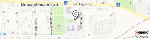 Тоннельная христианская церковь на карте Новороссийска