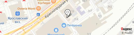Твой дом на карте Москвы
