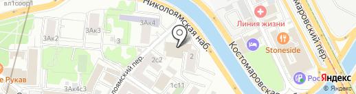 Slava Service на карте Москвы