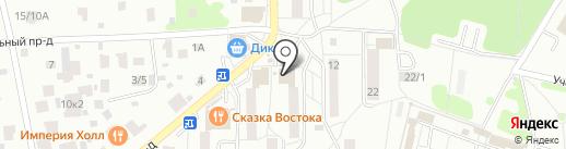 Фотоателье на карте Видного