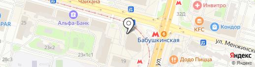Sex Shop Moscow на карте Москвы