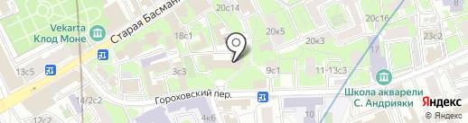 АРТ-ПРОПАГАНДА на карте Москвы