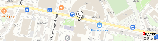 VMB-Сервис, ЗАО на карте Москвы