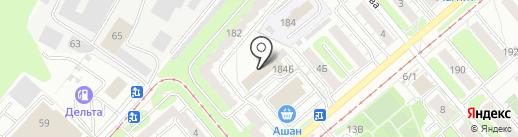Пожтехзащита на карте Тулы