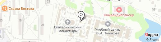 Иконная лавка на карте Видного