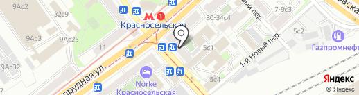 Артисты на праздник на карте Москвы