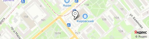 Europlat на карте Тулы